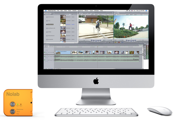 iMac Editing
